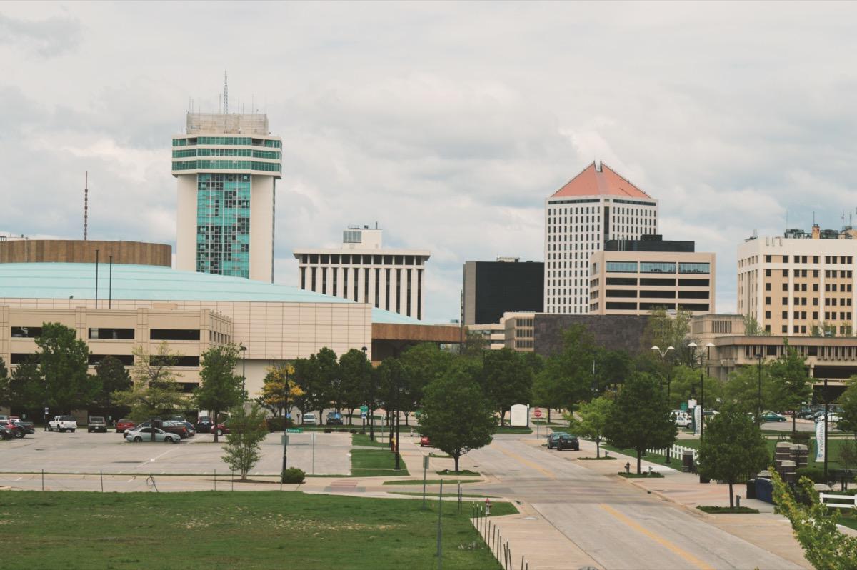 cityscape photos of Wichita, Kansas