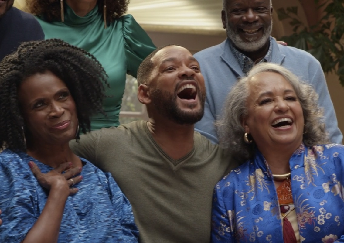 janet hubert and will smith and daphne maxwell reid on fresh prince reunion special