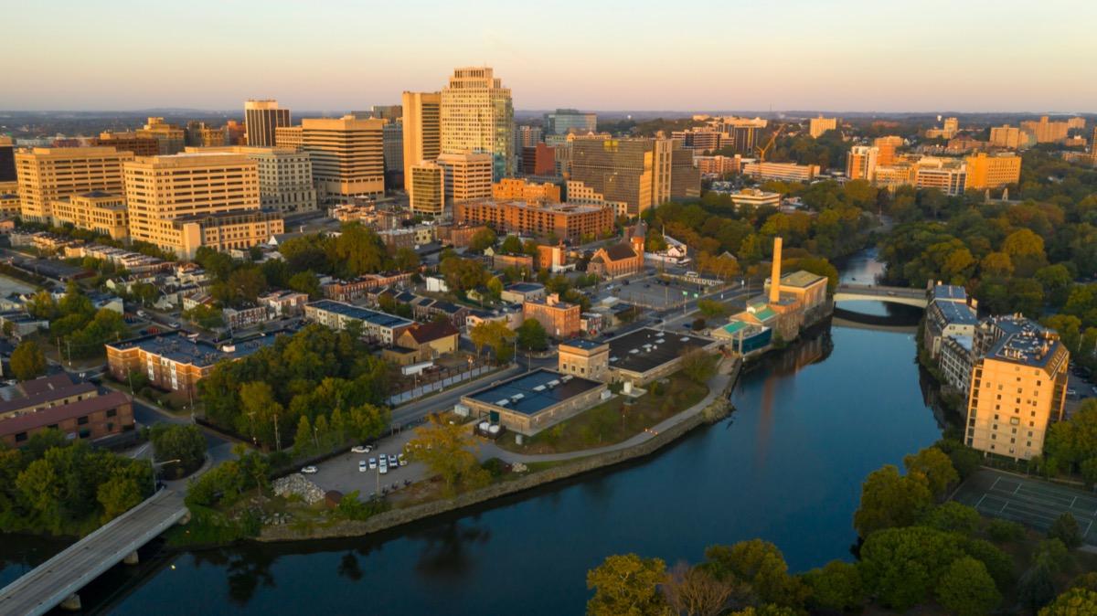 cityscape photo of Wilmington, Delaware