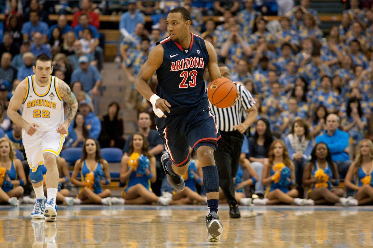 University of Arizona basketball team