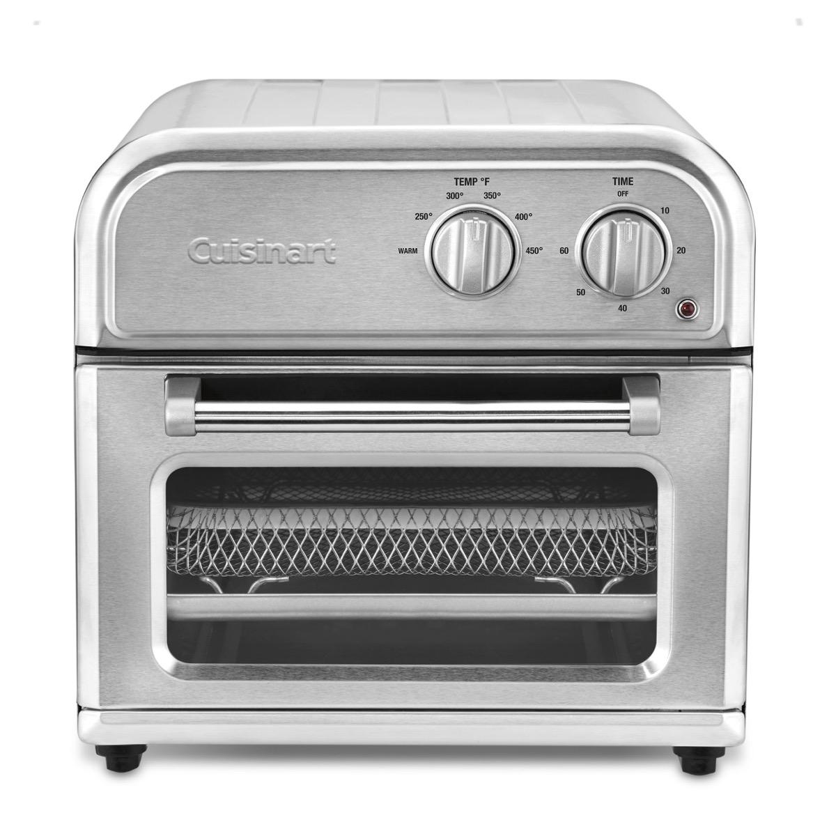 Stainless steel air fryer