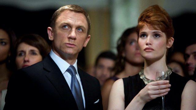 Daniel Craig and Gemma Arterton in Quantum of Solace