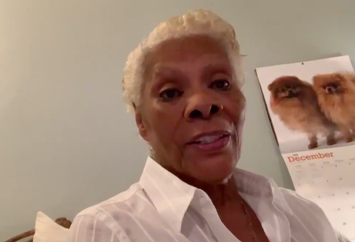 Dionne Warwick Twitter Video