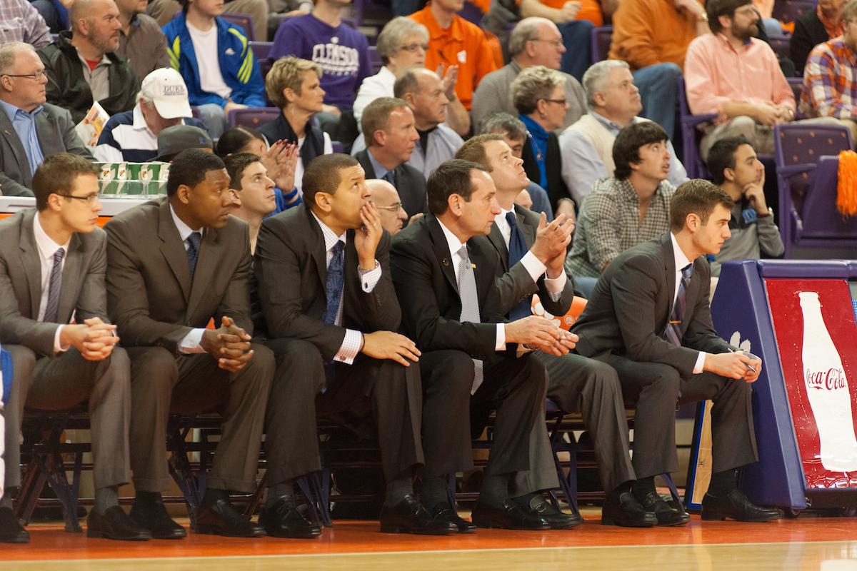 Duke basketball coaches
