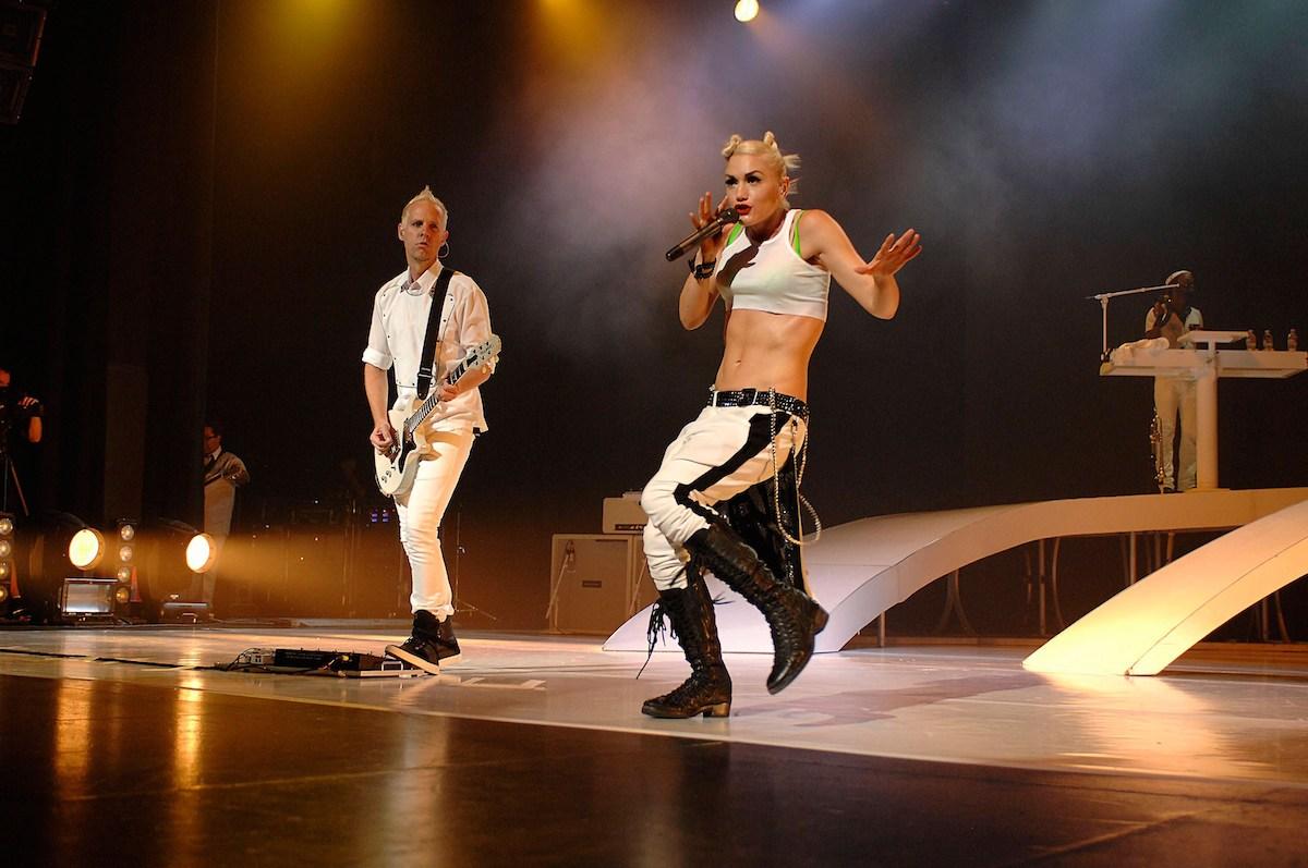 Gwen Stefani 2009