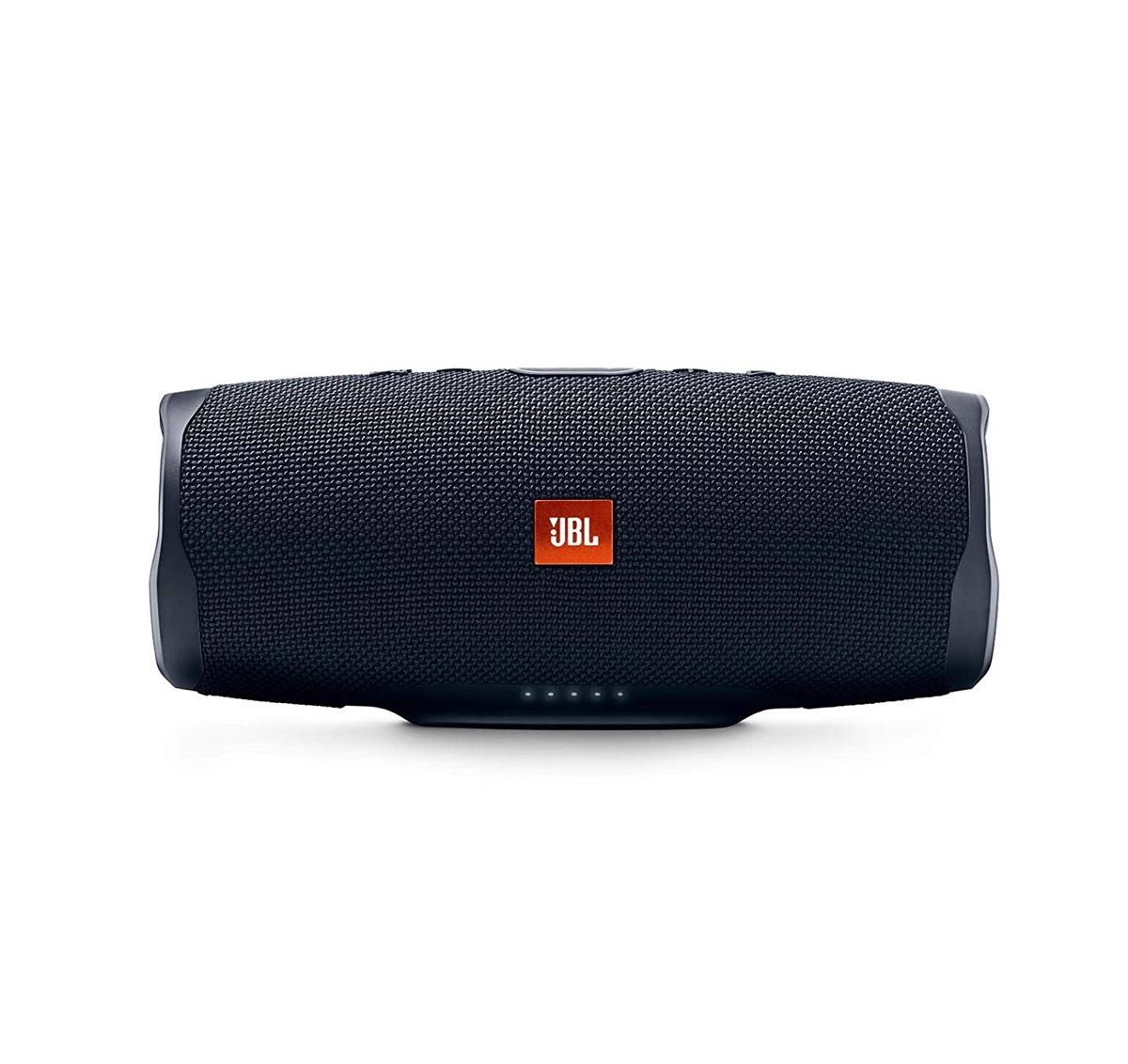 Black JBL speaker