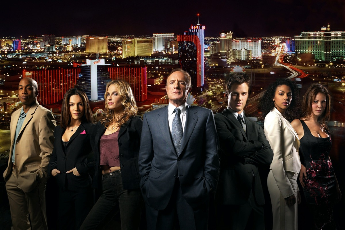 Cast of Las Vegas