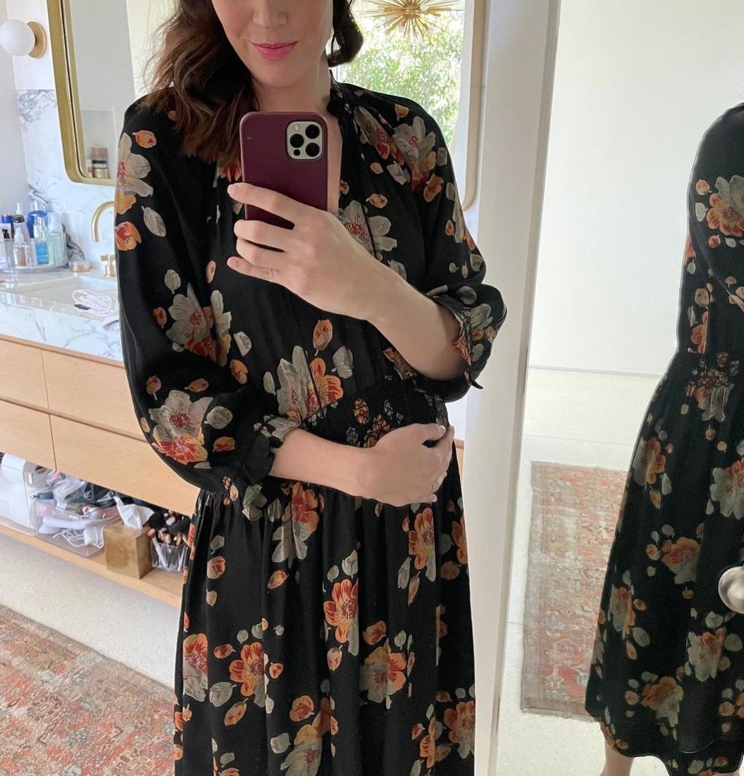 Mandy Moore pregnant