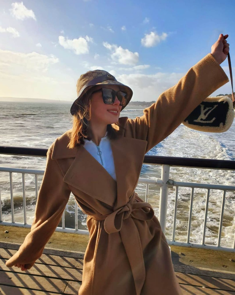 Millie Bobby Brown Instagram post