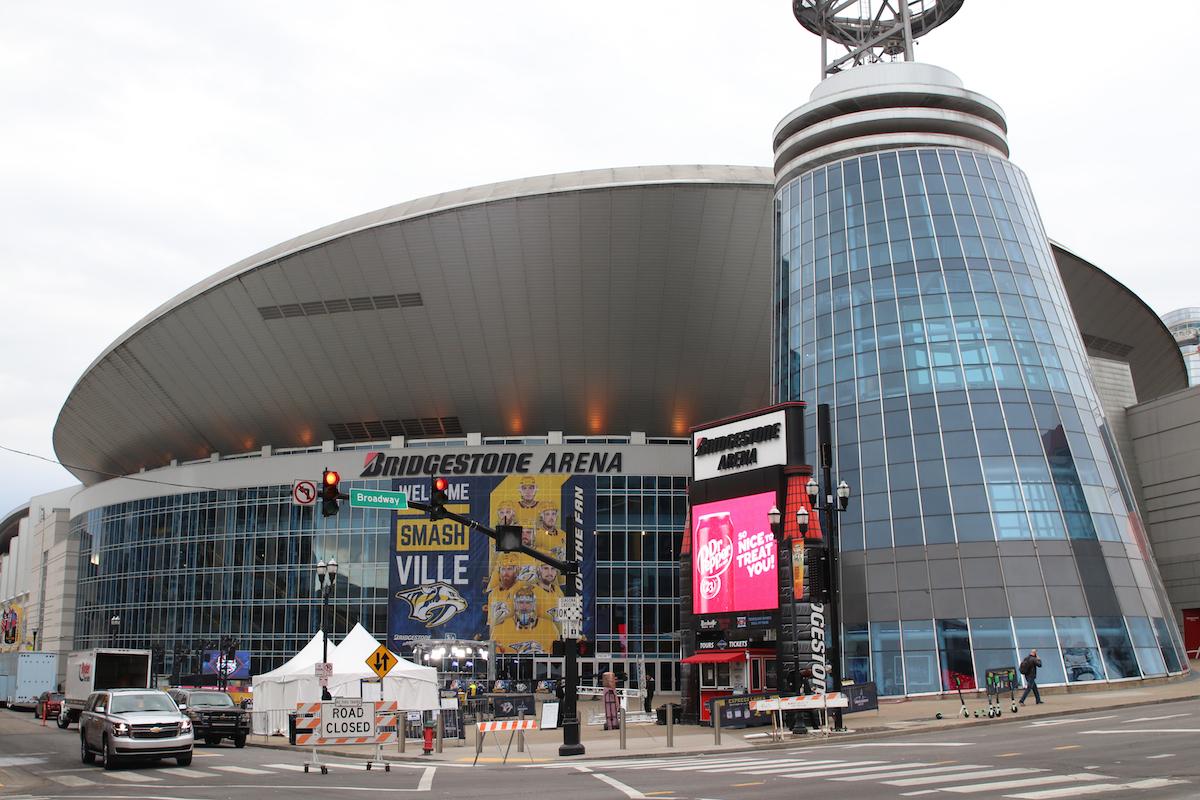 Nashville Predators arena