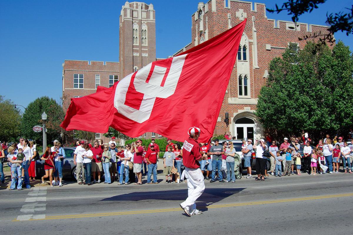 Oklahoma Sooners fans