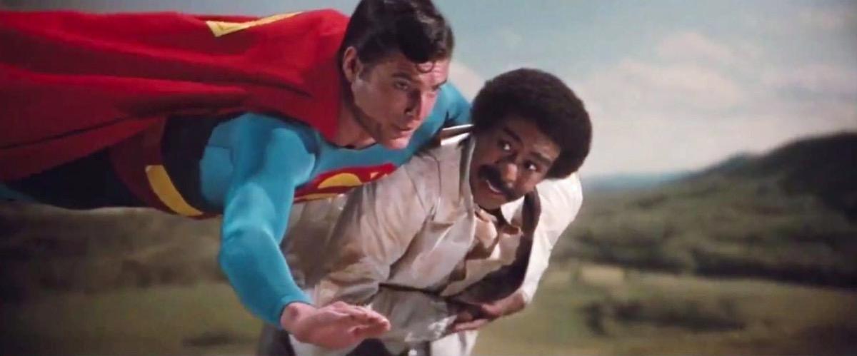 still from superman iii