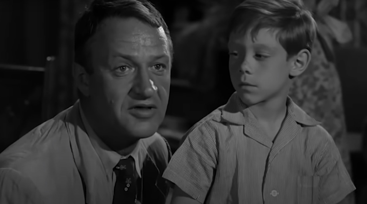 """Still from The Twilight Zone episode """"It's a Good Life"""""""