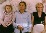 """Missy Englefield, Jude Law, and Cameron Diaz in """"The Holiday"""""""