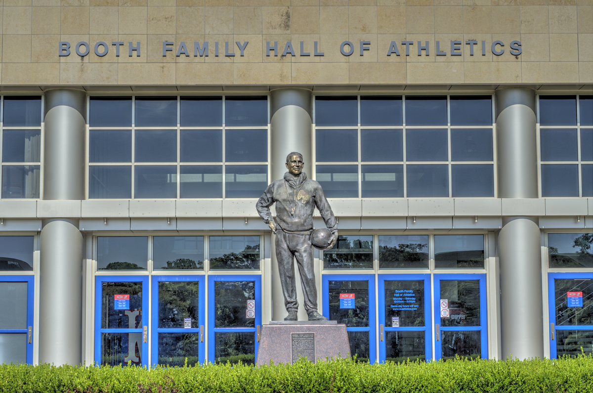 University of Kansas hall of athletics