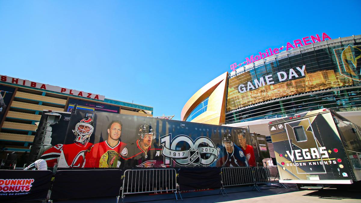 Vegas Golden Knights arena