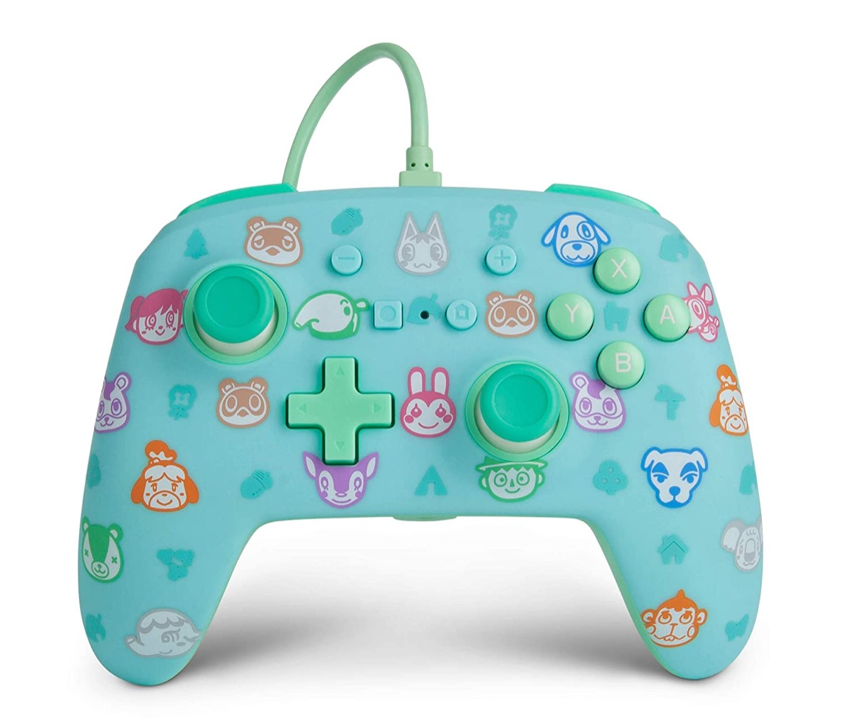 nintendo switch controller in blue