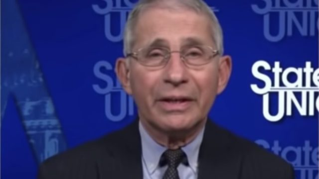 anthony fauci appears on cnn's state of the union on dec. 27
