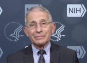 Anthony Fauci on Good Morning America on Dec. 22