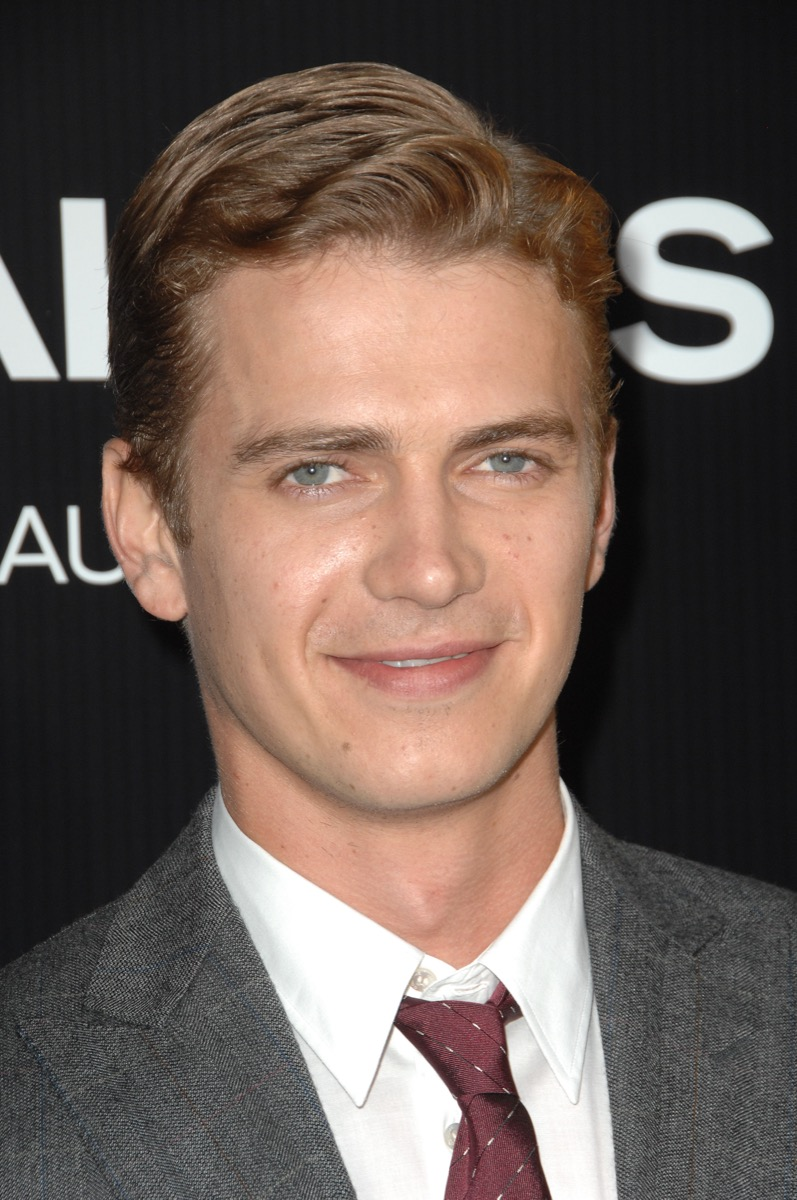 Hayden Christensen at the premiere of 'Takers' in 2010