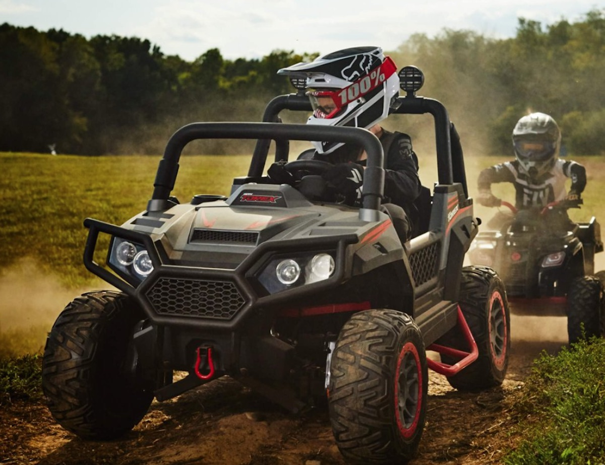 huffy atv, sold exclusively at walmart, has been recalled