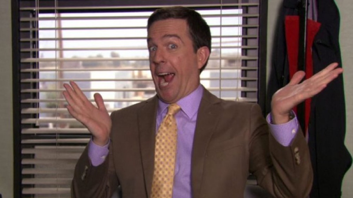 andy on the office