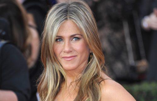 Jennifer Aniston instagram post