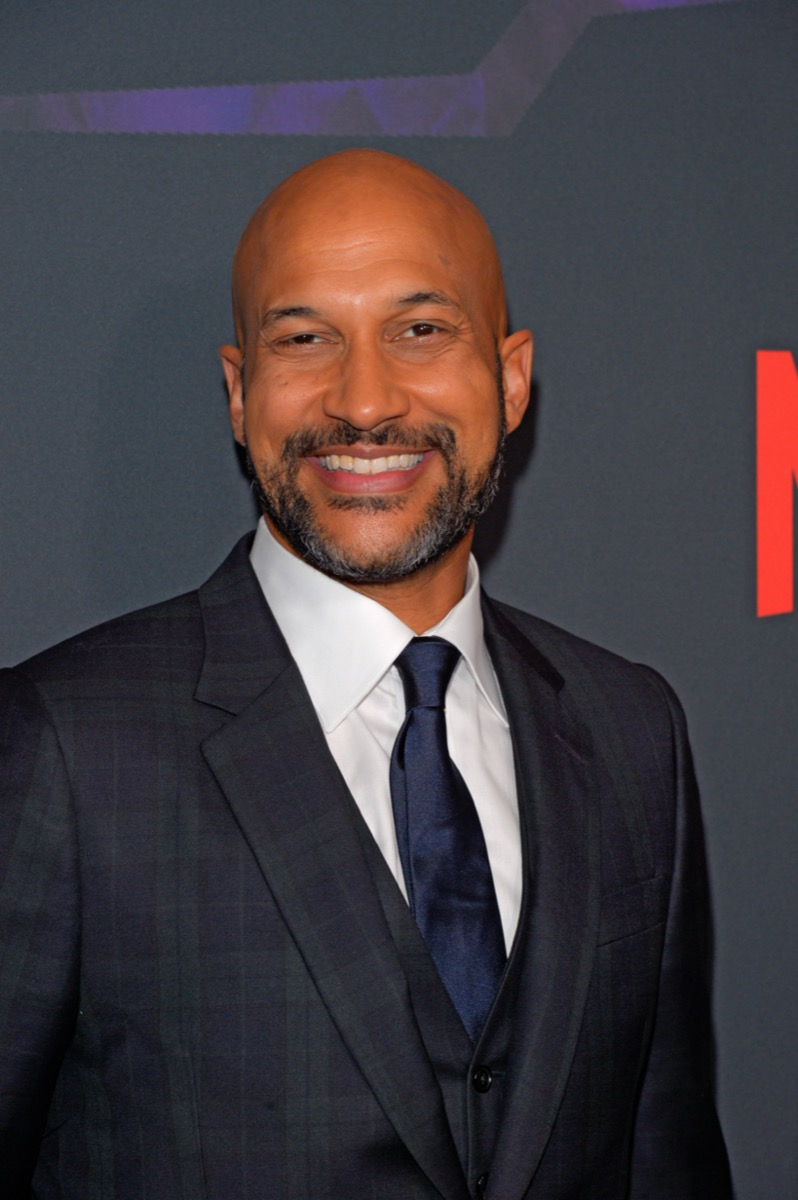 Keegan-Michael Key at the premiere of 'The Dark Crystal: Age of Resistance' in 2019