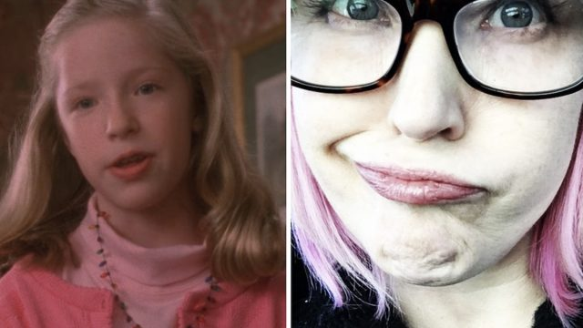 Angela Goethals in Home Alone and now