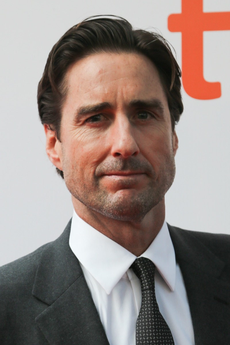 Luke Wilson at premiere of 'The Goldfinch' in 2019