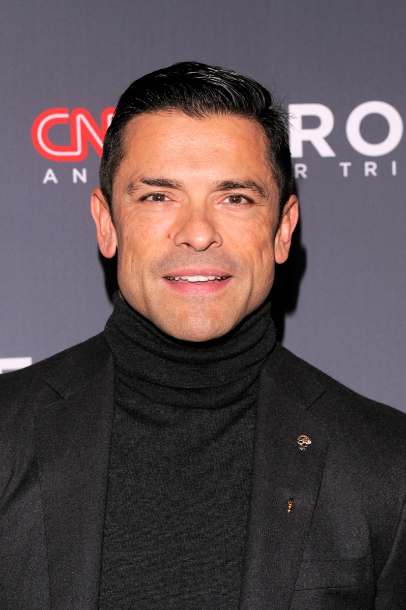 Mark Consuelos at the CNN Heroes: An All-Star Tribute in 2018