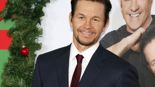 Mark Wahlberg at the premiere of 'Daddy's Home 2' in 2017