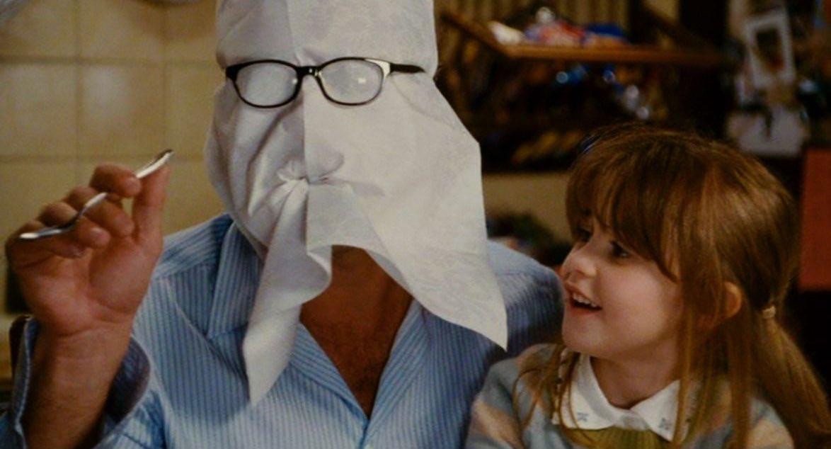 mr napkin head the holiday