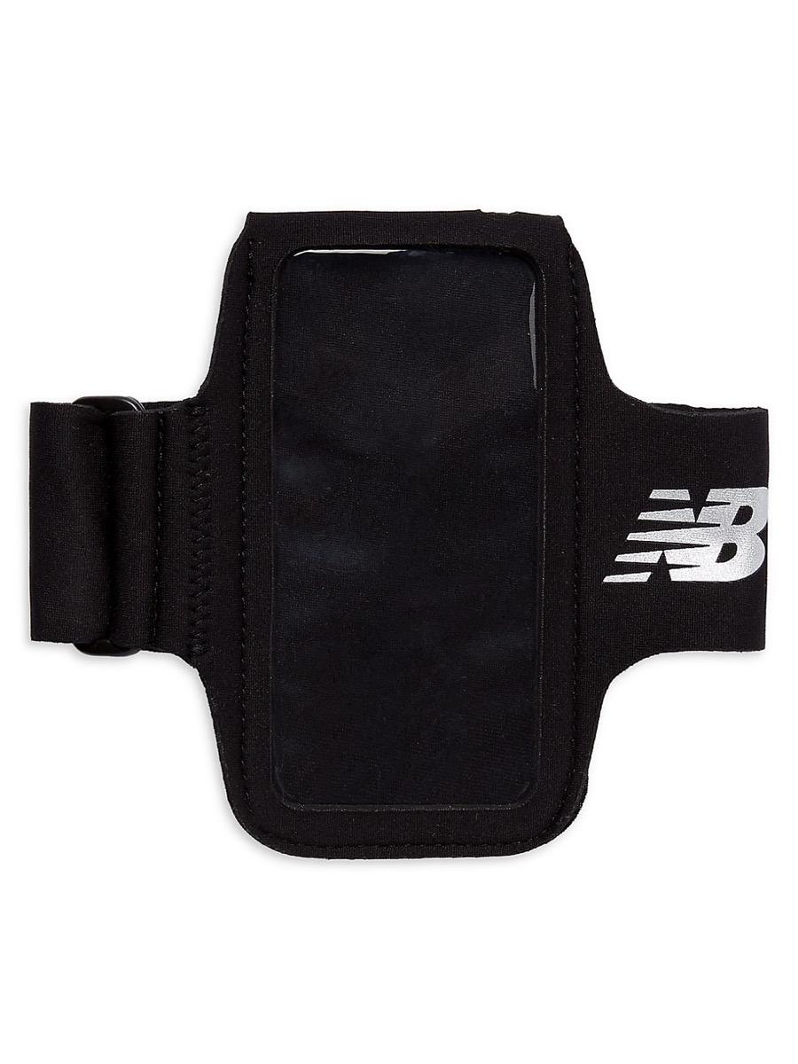 black new balance armband