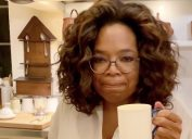 oprah winfrey posts gift from meghan markle for christmas in new instagram video