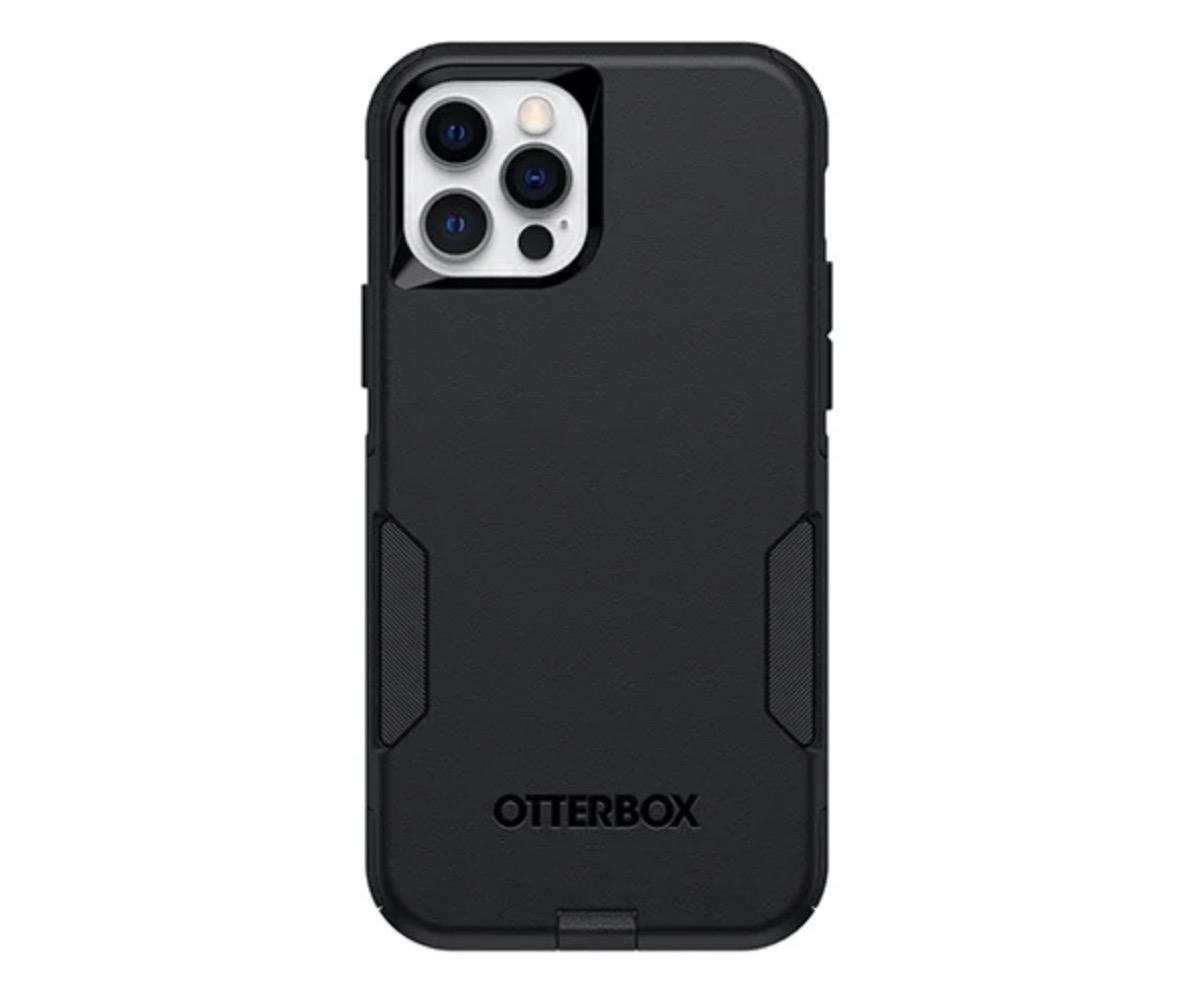 black otterbox phone case