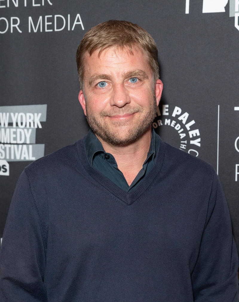Peter Billingsley attends Paleyfest F is for Family at Paley Center for Media in Nov. 2018