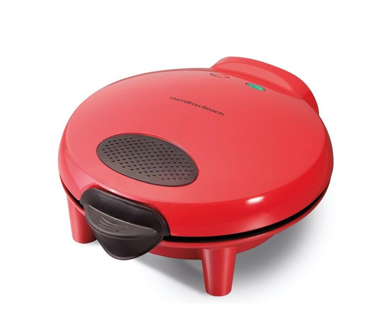 red quesadilla maker