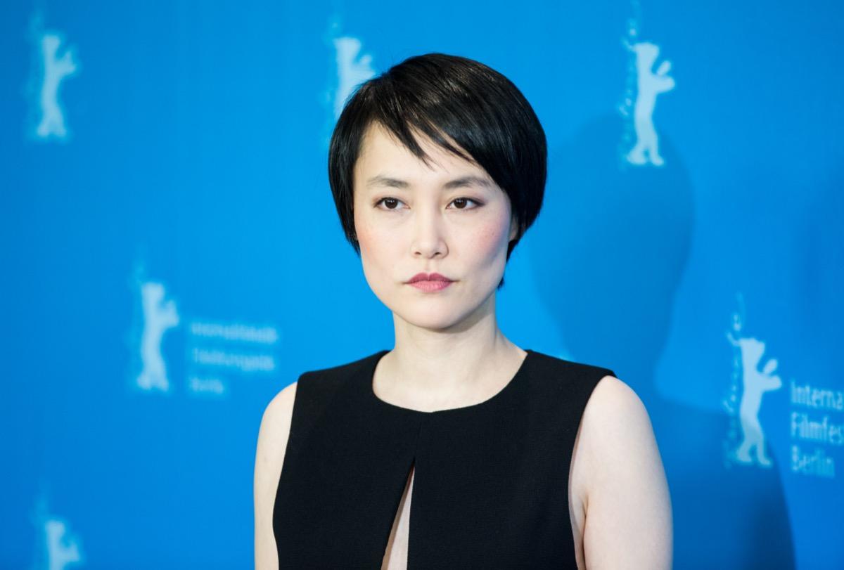 Rinko Kikuchi at the Berlinale International Film Festival in 2015