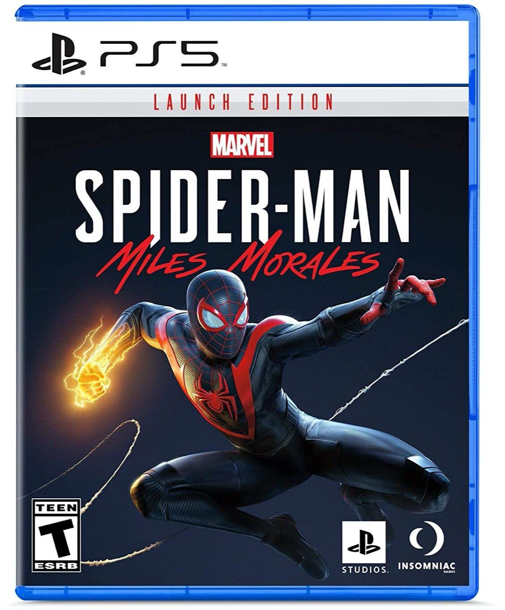 spider-man miles morales game