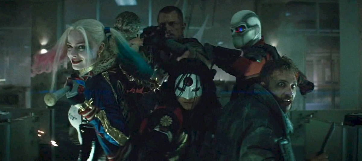 still from suicide squad