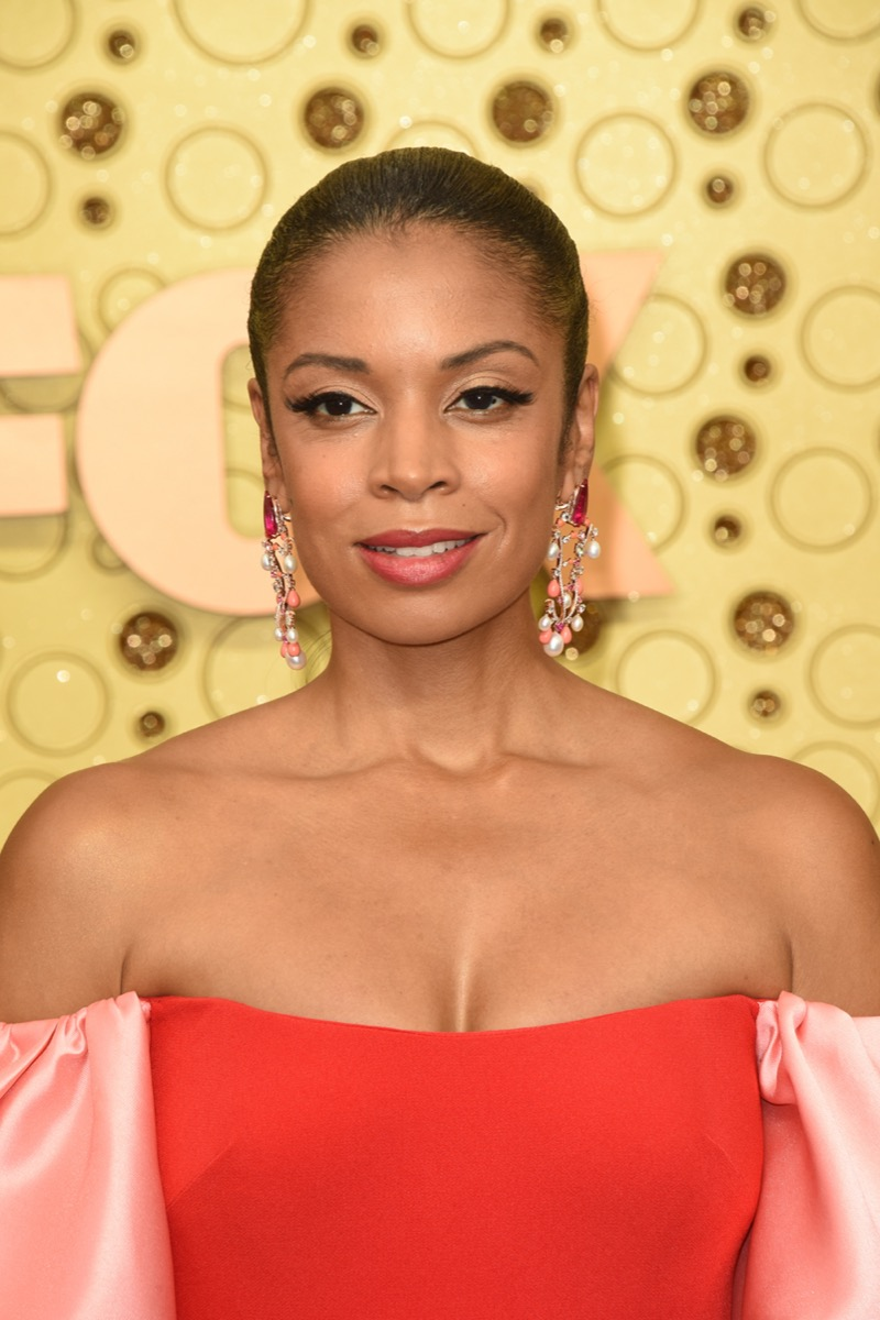 Susan Kelechi Watson at the Primetime Emmy Awards in 2019