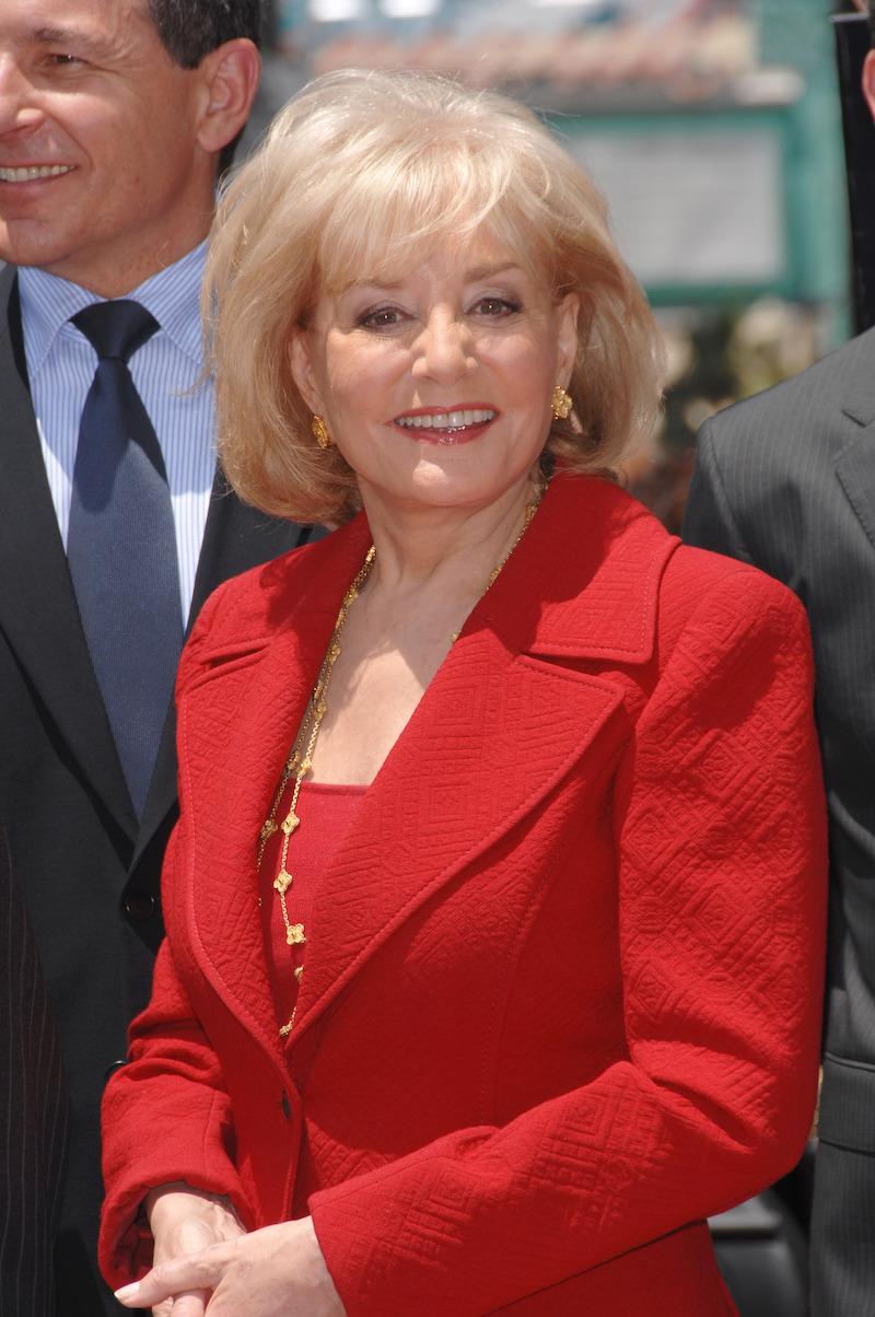 Barbara Walters 2007