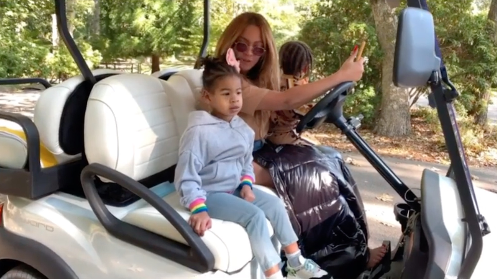 Beyonce with Rumi