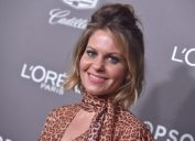 """Candace Cameron Bure at an """"Entertainment Weekly"""" event in 2019"""
