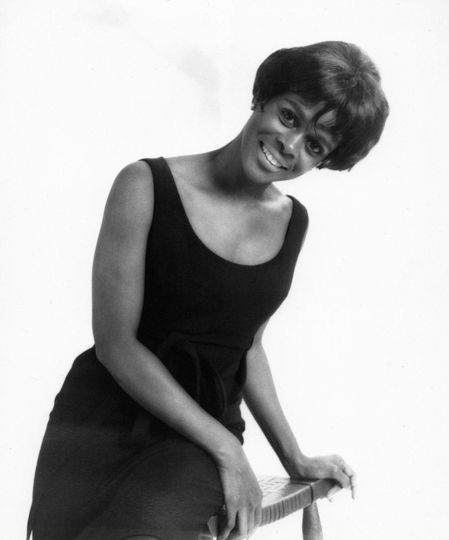 Cicely Tyson Portrait 1960