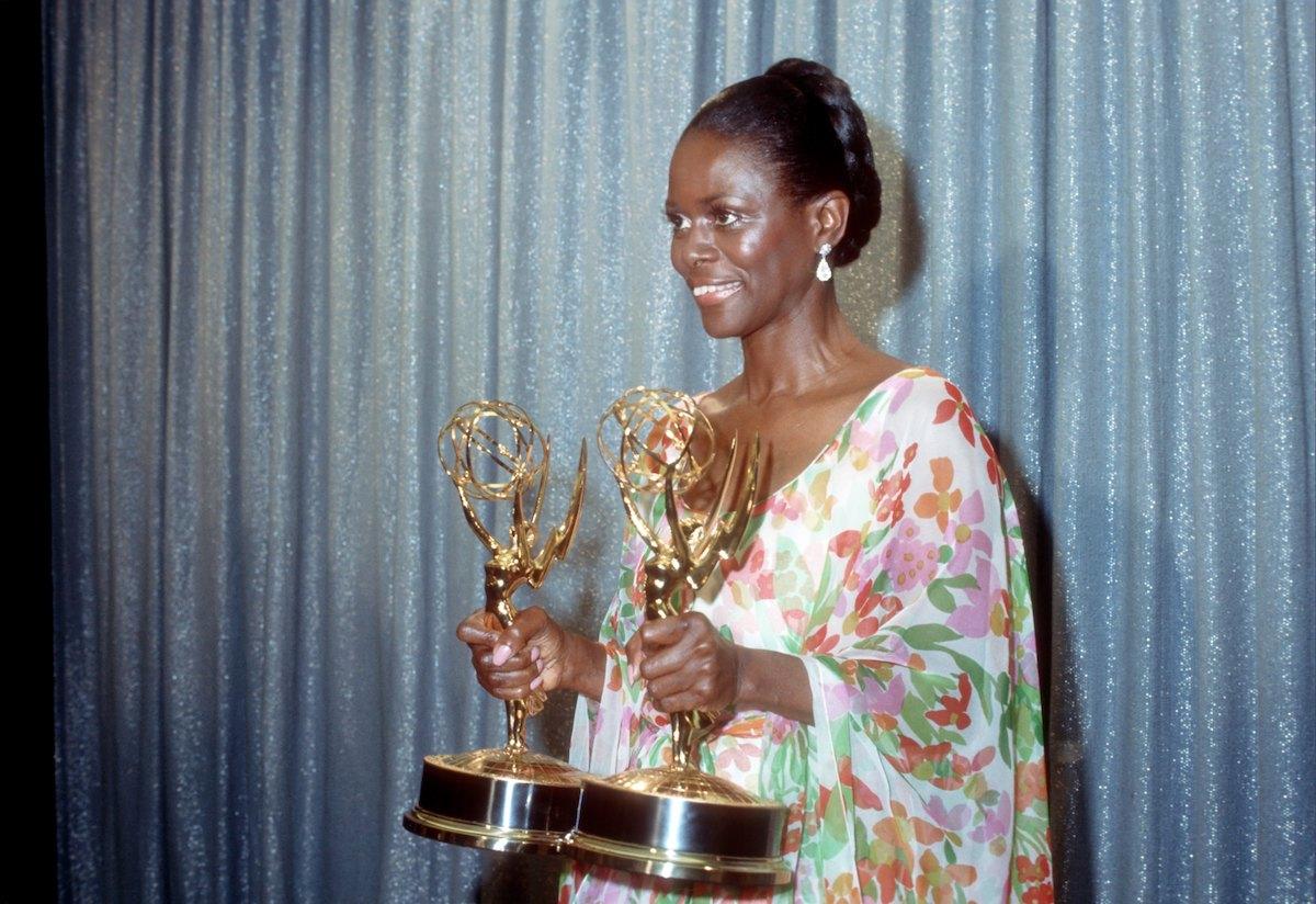 Cicely Tyson 1974 Emmys