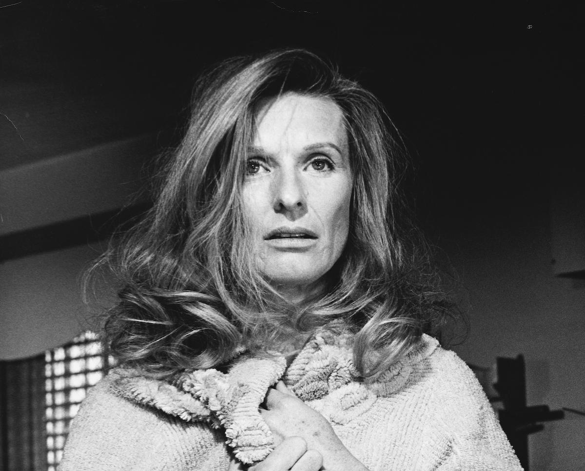 Cloris Leachman in The Last Picture Show