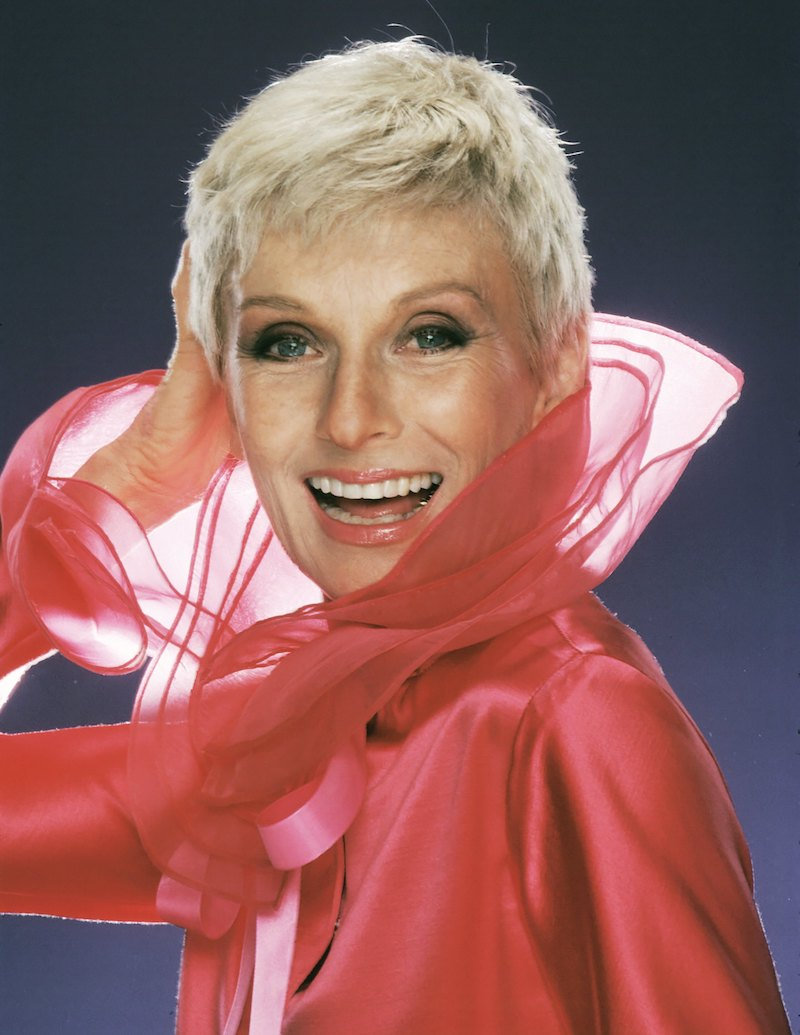 Cloris Leachman 1982