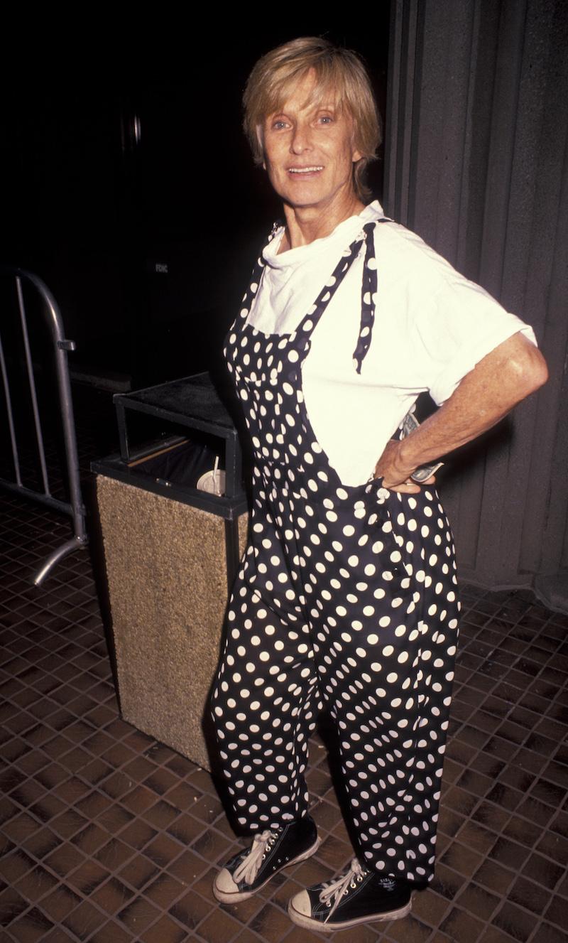 Cloris Leachman 1991